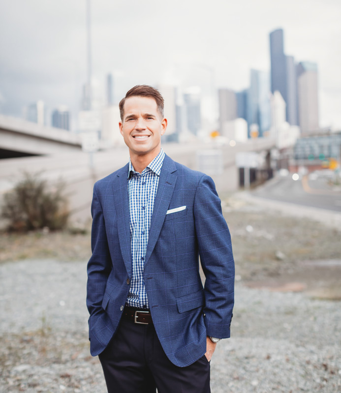 Contact Bryce Buri Real Estate Agent in Seattle
